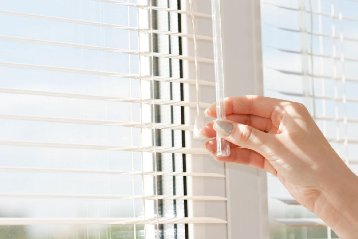 uPVC Window Blinds Newcastle upon Tyne